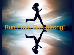 run free and strong