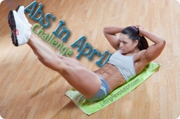 abs in april challenge