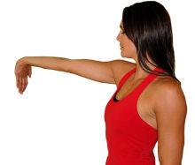 Bicep Wall Stretch