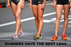 runners have the best legs