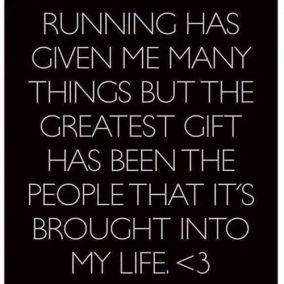 Running friends
