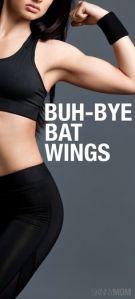 buh bye bat wings
