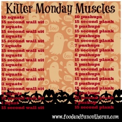 Killer Monday Muscles