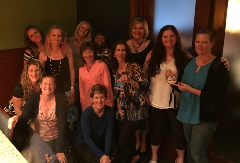 Melting Pot Dinner - April 2016