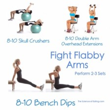 Fight Flabby Arms