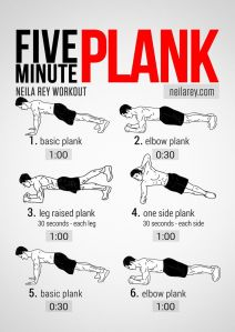 Five Minute Plank