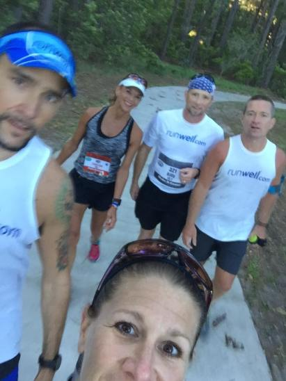 Runwell Virtual Run on Jekyll Island