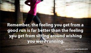 running is better