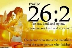 Test me Lord