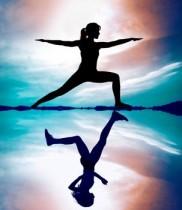 Yoga for runners logo