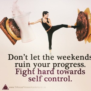 Fight for Self Control