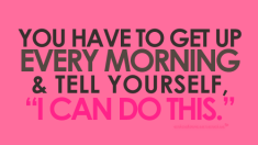 Get up and do this