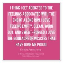 addicted to the long run