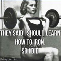 Learn how to Iron