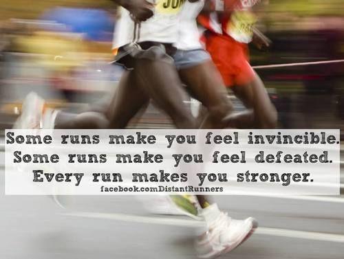 Invincible runner