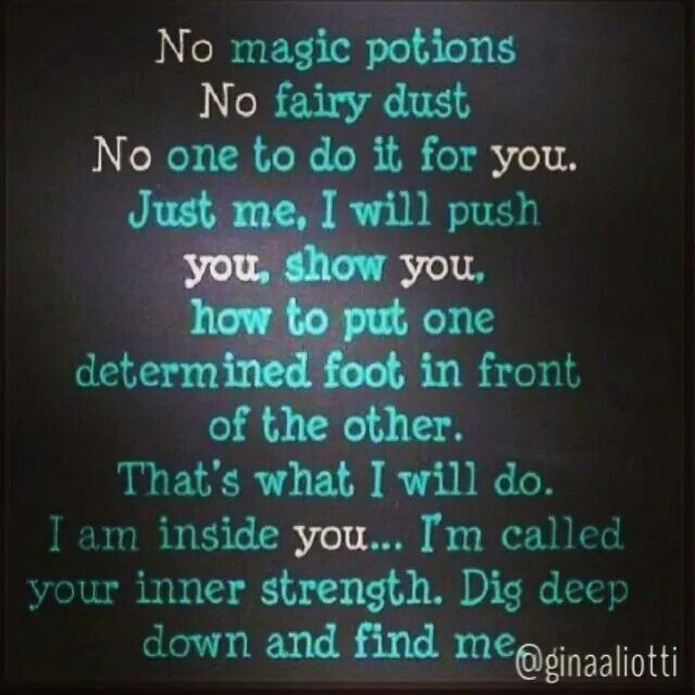 no magic potions