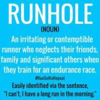 Runhole