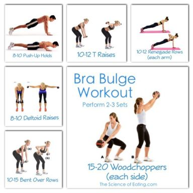 Bra Buldge Workout