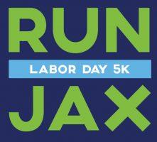 RunJax 5K logo
