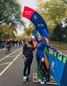 NYC Marathon 200M Pic