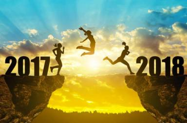 leap into 2018