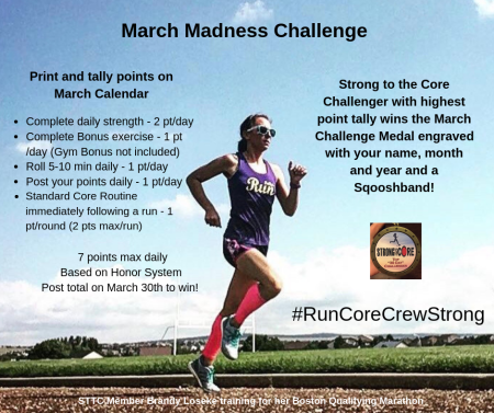 March Madness Challenge March 2019 image