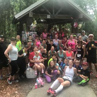 My surprise 40th Birthday Run